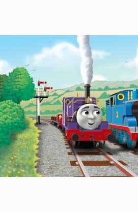 Казки на ніч. Томас і його друзі