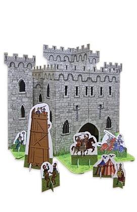 Замок. Об ємна книга