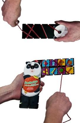 ЗооЛогіка. Панда. Вивчаємо логічний зв'язок предметів