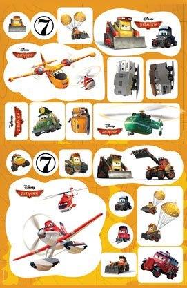 Літачки 2. Рятувальний загін. Розмальовка з наліпками