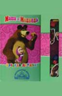 Маша і Ведмідь. Книжка з настільною грою