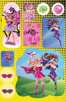Барбі Супер-принцеса. Книжка-розвивайка